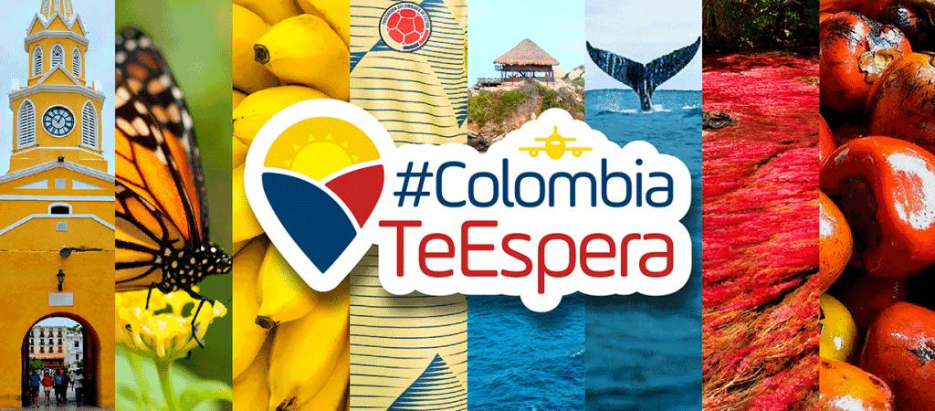 Colombia Te Espera para que la disfrutes en vacaciones.